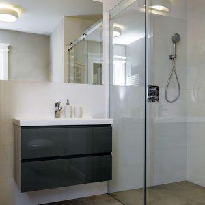 חבילת סטנדרט מקלחון + ארון אמבטיה כולל הובלה והתקנה