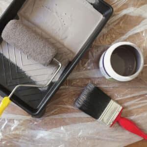 חבילת צביעת דירה חדשה מקבלן לדירות 3,4,5 חדרים
