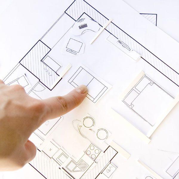 תכנון דירה לפני שיפוץ