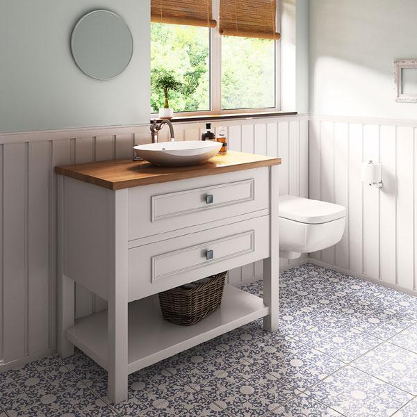 ארון אמבטיה עומד צבע אפוקסי דגם דפנה