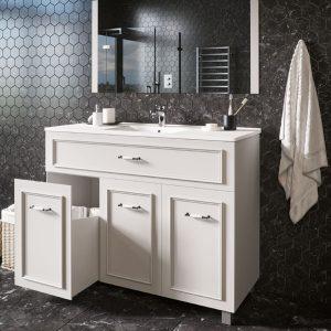 ארון אמבטיה אפוקסי דגם געש