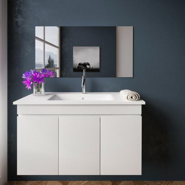 ארון אמבטיה עומד, צבע אפוקסי דגם הראל