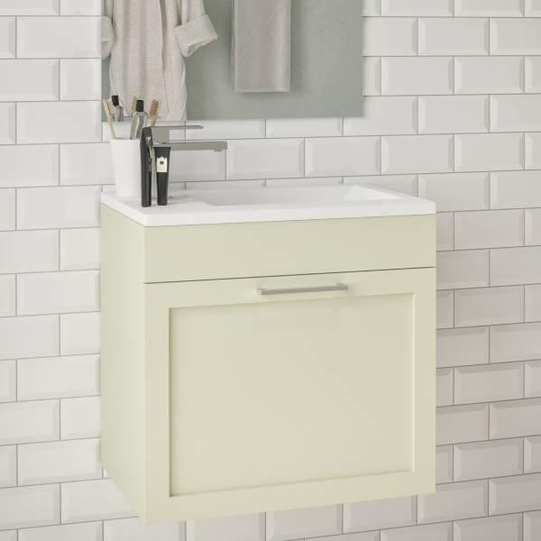 ארון אמבטיה תלוי, צבע אפוקסי דגם מיני מגל