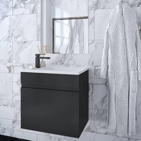 ארון אמבטיה תלוי, צבע אפוקסי דגם מיני יפתח