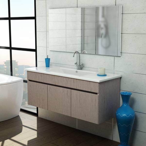 ארון אמבטיה פורמייקה דגם קטורה