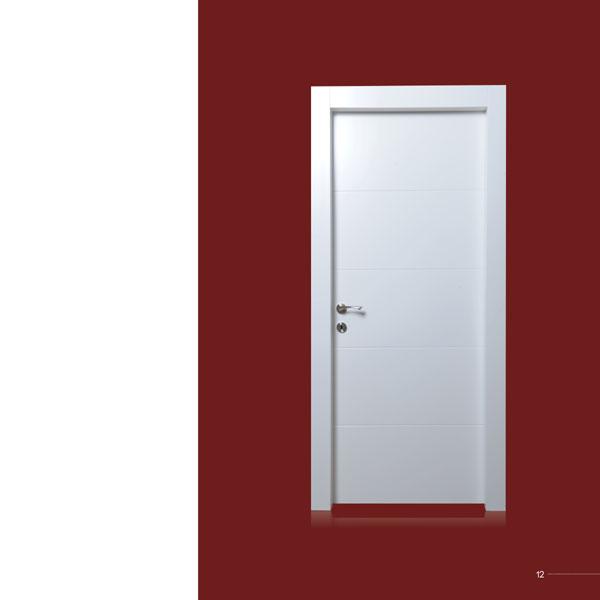 חבילת דלתות: דלתות פולימר יצוק ציפוי פורמייקה דגם ספיישל יוניק 1