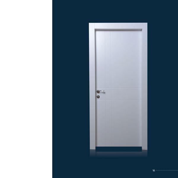 חבילת דלתות: דלתות פולימר יצוק ציפוי פורמייקה דגם ספיישל יוניק 3