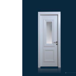 דלתות פנים פולימר ציפוי פורמייקה