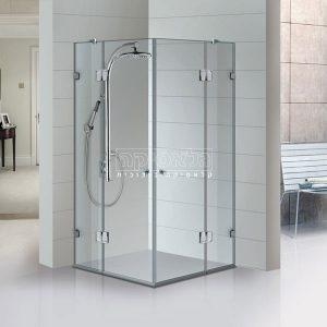 מקלחונים פינתיים בהתאמה אישית
