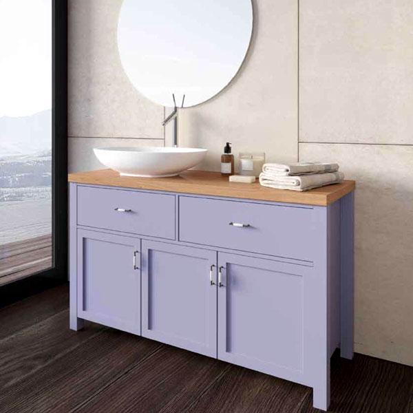 ארון אמבטיה עומד צבע אפוקסי דגם עינב