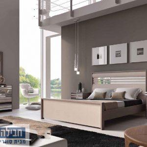 חדר שינה זוגי קומפלט ומעוצב דגם איתי