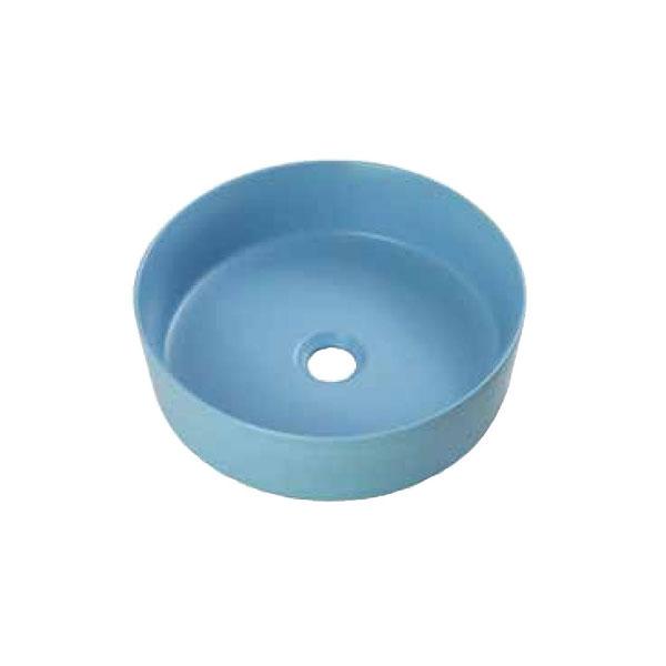 כיור אמבטיה כחול מט דגם ריחן