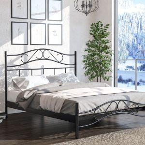 מיטת מתכת דגם מאדים