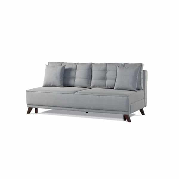 ספה תלת מושבית נפתחת למיטה זוגית דגם שלנד