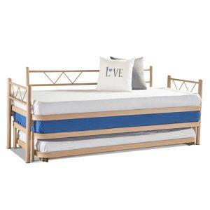 מיטה משולשת דגם פיקוס