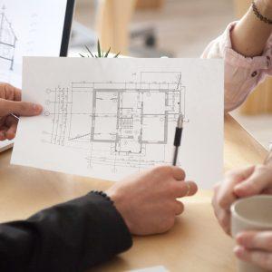 פגישת ייעוץ לעיצוב הבית – זה הזמן לשאול הכל מול התכנית