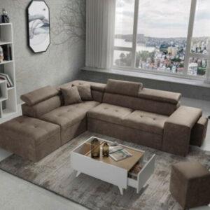 מערכת ישיבה איכותית לסלון תוצרת איטליה דגם BELEN
