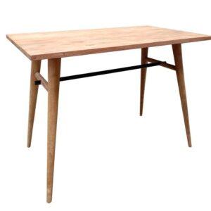 שולחן בר דגם Yoli עץ טיק מלא